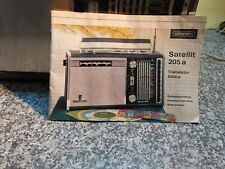 Weltempfänger Radio Grundig Satellit 5000