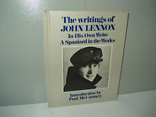 The Writings of John Lennon - 1st Edition (Simon and Schuster, 1981, Hardcover)