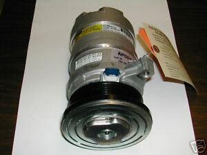 New A//C Compressor CO 20110GLC 1136504 Astro Safari
