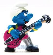 20449 Lead Guitar Chitarrista 3A PUFFO PUFFI SMURF SMURFS SCHTROUMPF