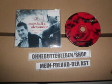 CD Pop Marshall & Alexander - Another Day (1 Song) Promo EDEL REC