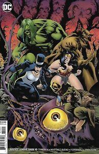 Justice League Dark Comic 10 Cover B Variant Kelley Jones First Print 2019 DC