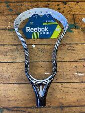 REEBOK LACROSSE HEAD MEN'S 6K NEW BLUE WHITE FADED DOT PATTERN
