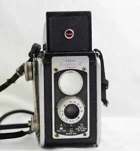 VINTAGE KODAK DUAFLEX III TLR 620 FILM CAMERA  1954-57