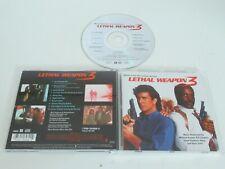 Various, Michael Kamen – Lethal Weapon 3/Reprise - 7599-26989-2 CD Album
