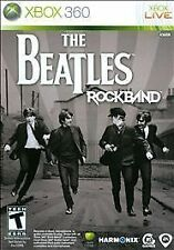 Xbox 360 The Beatles: Rock Band - Software Only, Very Good Condition #2771