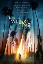 Wrinkle In Time - original DS movie poster 27x40 Advance