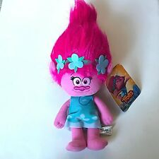 """DreamWorks Trolls Poppy Plush 14"""" inches - BRAND NEW with Tags"""