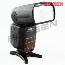 Triopo TR-982 II TTL 1/8000 Wireless Master Slave Flash Speedlite for Canon EOS