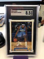 2003-04 Topps Carmelo Anthony #223 SGC 8.5