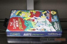 Simpsons: Bart vs. The Space Mutants (Sega Genesis, 1992) FACTORY SEALED! RARE!