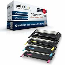 4x Extra Xxl Cartuchos de tóner para Samsung CLP315 W Impresora tinta