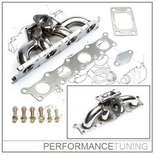 Collecteur TURBO en INOX - VAG 1.8T / GOLF 4 GTI / A3 / S3 / LEON 1M / IBIZA 6L