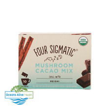 Champignon Chaud Cacao avec Reishi Four Sigmatic 10 Packets Anti-oxydant,