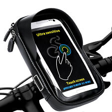 Waterproof Bike Bicycle Bag Phone Case Holder Storage Mount Pouch Mobile Gloves