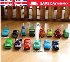 Pixar Disney Mini Toy Cars set Action Figure classic McQueen Truck Mattel 14 PCS