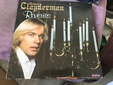 "vinyle 33T LP Richard CLAYDERMAN "" REVERIES (a35)"