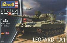 Revell 1/35 Leopard 1A1 Plastic Model Kit 03258 RVL03258