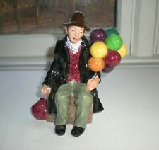 Vintage Royal Doulton Figurine HN 1954 The Balloon Man/L Harradine/Excellent