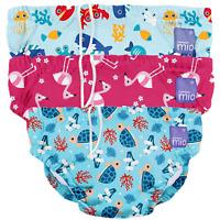 Bambino Mio, Reusable Swim Pants Nappy, Design 6-12mnth, 1-2 years, 2 years