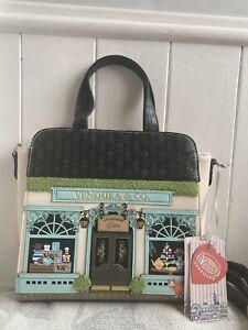 Rare Vendula London Limited Edition Japan Exclusive Department Store Tote Bag
