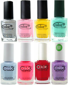 Color Club Nail Polish 15ml - Clearance Stock
