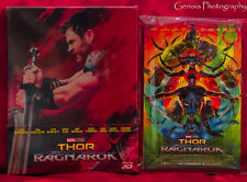 Thor: Ragnarok Limited Edition SteelBook (3D/Bluray/) + Bonus Art Cards