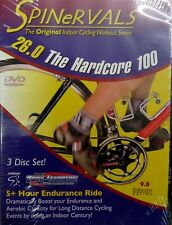 Spinervals Cycling Dvd 26.0 The Hardcore 100 - 3 Disc set