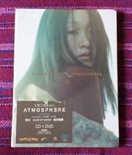 Ivana Wang ( 王菀之 ) ~ Atmosphere ( Hong Kong Press ) Cd