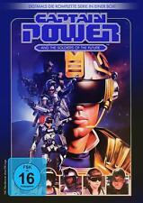 CAPTAIN POWER-DIE KOMPLETTE SERIE - TIM DUNIGAN/PETER MACNEILL/+  3 DVD NEU