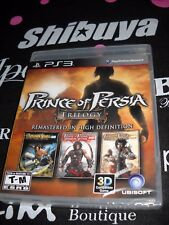 PS3 Game Prince of Persia Classic Trilogy HD NEW