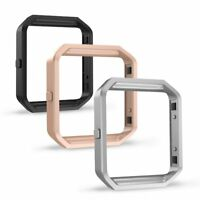 Fitbit Blaze Band Frame ( Pack of 3 ), Replacement Accessory Stainless Steel, US