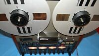 "TEAC A-3440 REEL TO REEL  Recorder ""THE BIG KAHUNA"" Crem de la Crem"""