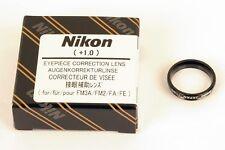 Correcteur dioptrique +1D pour Nikon FE FE2 FM FM2 FM3A FA