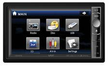 Nissan Xterra 2000-2015 Stereo Upgrade Radio NSD655MHB Touchscreen Ipod USB