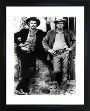 Newman Paul & Redford Robert Framed Photo Cp0400
