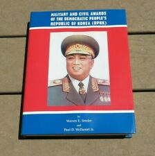 Orders, Decorations, and Medals of the Democratic People's Republic of Korea...