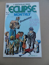 Eclipse Monthly 3 . Eclipse 1983 . FN / VF