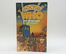 More details for doctor who and the war games by malcolm hulke (1980, target p/b) 2nd impression