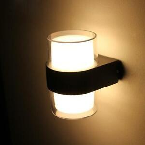 Modern LED Wall Lamp 9W 18W AC 220V Outdoor IP54 Waterproof Porch Light