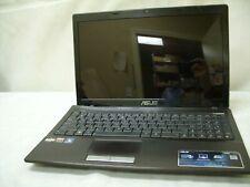 New listing Asus - Personal Laptop Computer - X53U / X53U-Rh21 / Windows 7 - Parts Unit