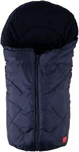 Kaiser Baby Cuddly Bag Fleece Footmuff For Carrycot Pram Carseat Size 0