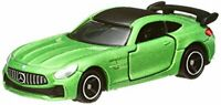 New Tomica No.7 Mercedes -AMG GT R (box) Miniature Car Takara Tomy