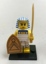 Genuine LEGO Minifigure Egyptian Warrior - Complete - from Series 13 - col202