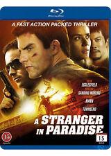 A Stranger in Paradise NEW Cult Blu-Ray Disc Corrado Boccia Colin Egglesfield