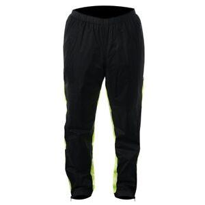 Alpinestars Waterproof  pants - Hurricane Rain Pants - Black/Fluo Trouser