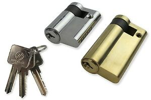 Garage Door Lock Barrel Cylinder For Henderson, Garador, Hormann, Cardale & Apex
