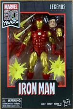 Hasbro Marvel Legends 80th Anniversary Iron Man Comics Version Action Figure