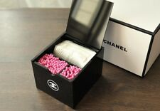 Chanel Acryl- make up box Make-up-Organizer Vanity Box mit Deckel VIP Gift