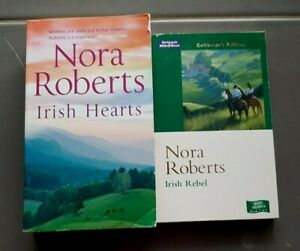 NORA ROBERTS**Complete Irish Legacy (Hearts) Series** 2 BOOKS/3 STORIES